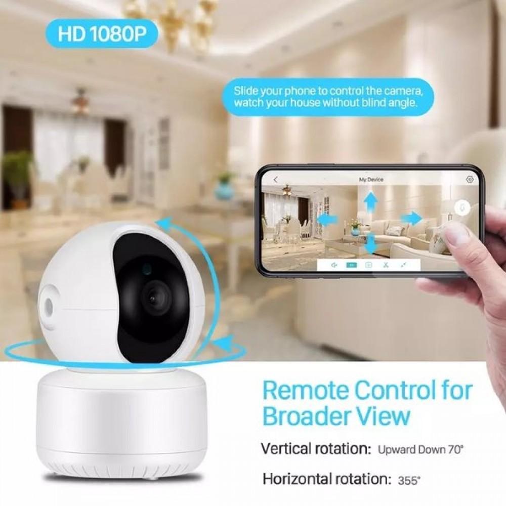 Wi-Fi камера за наблюдение на дома - Super цена