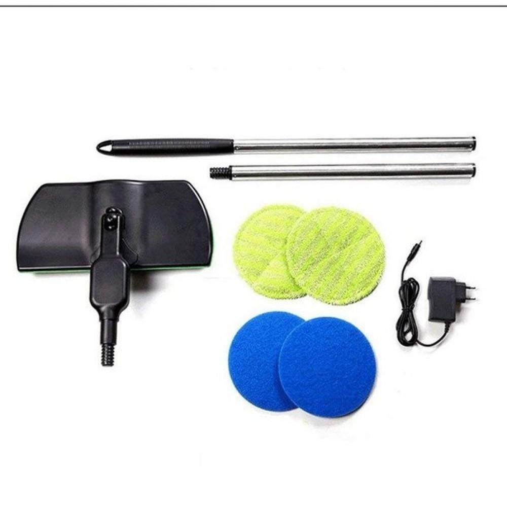 Електрически моп - подочистачка за почистване и полиране на под Super Maid - Super цена