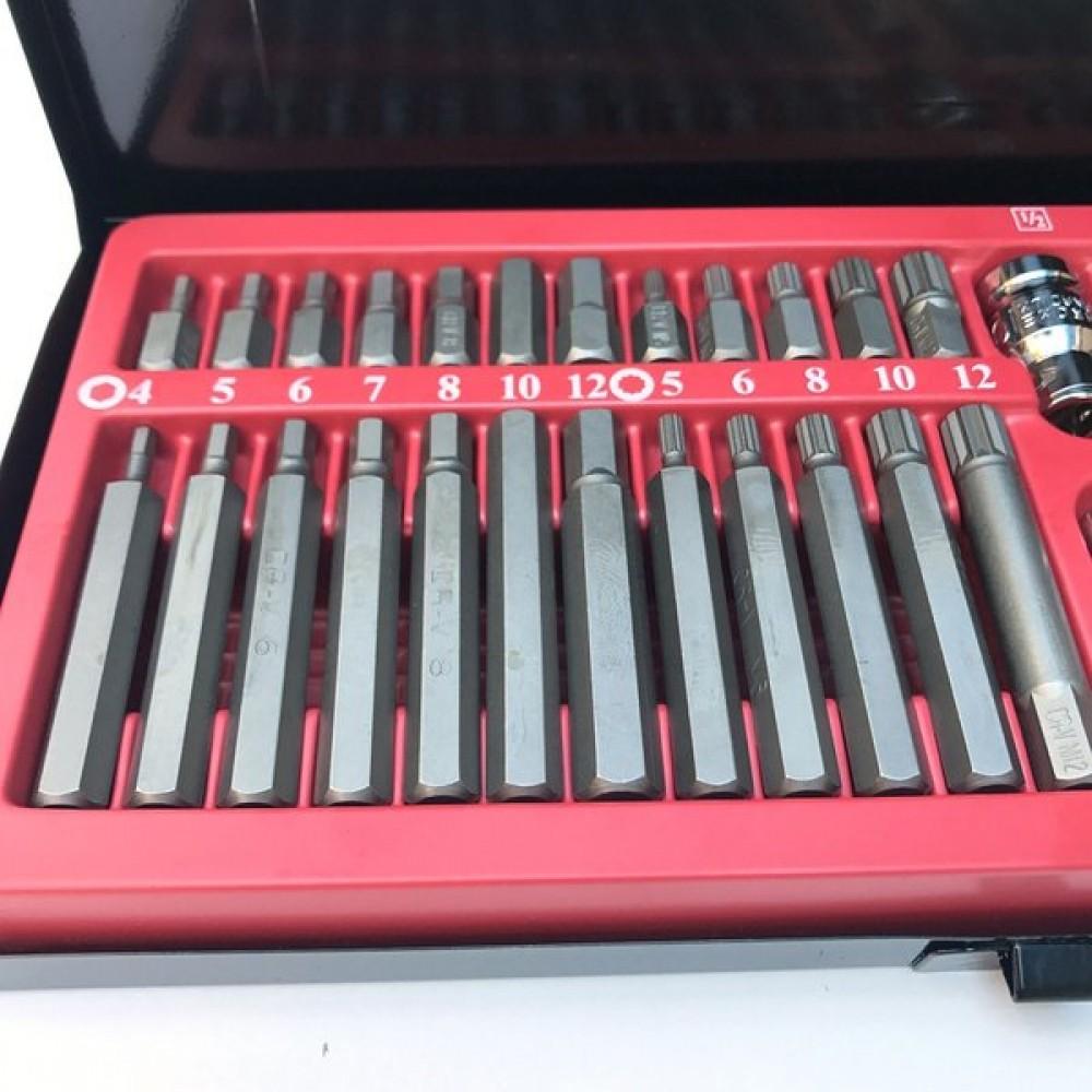 Накрайници 41 бр Rico - Super цена