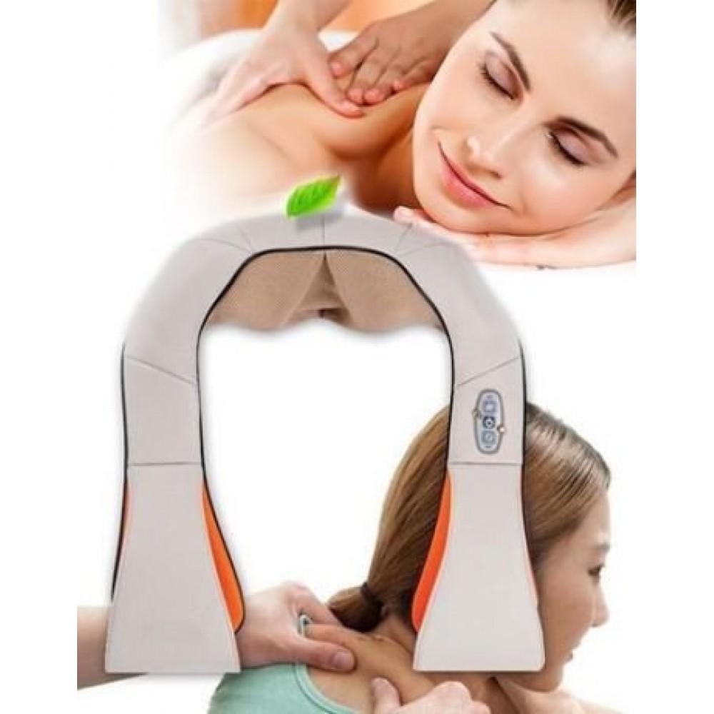 Шиацу масажор за врат и гръб - Super цена