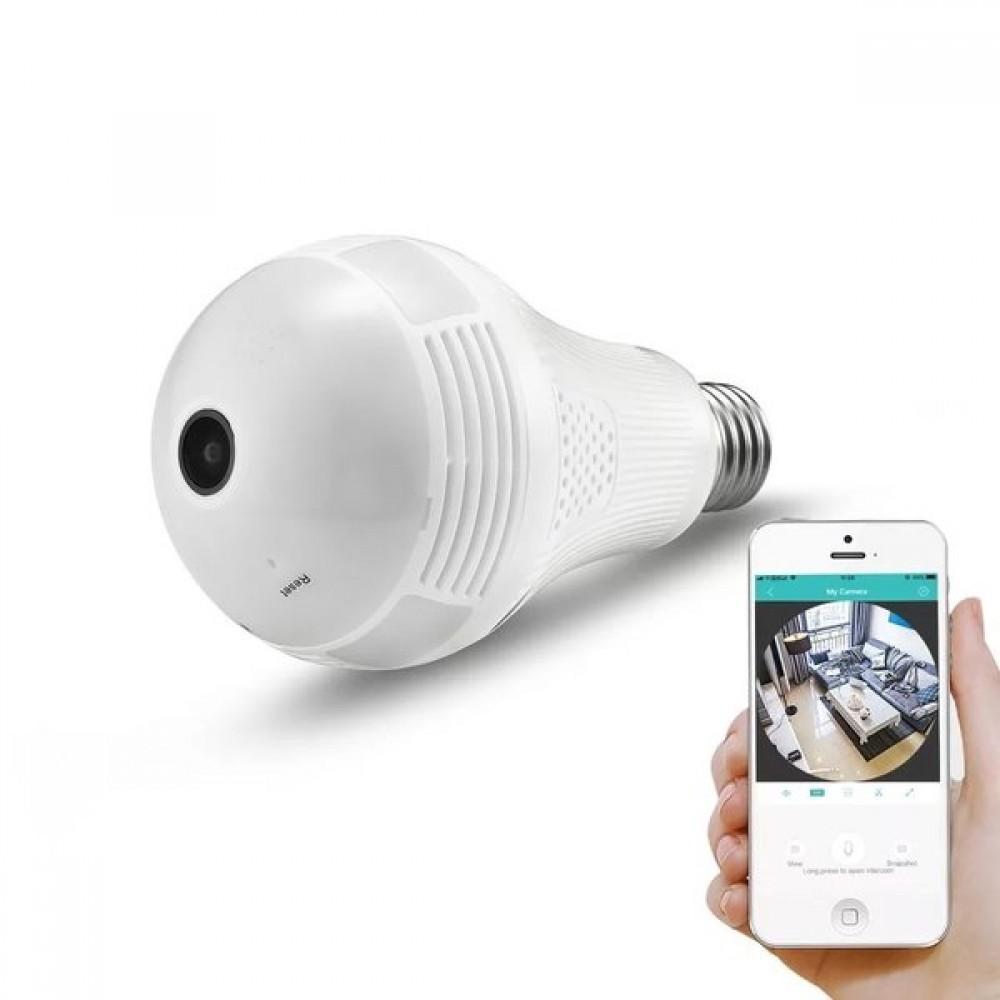 WIFI камера в LED крушка - Super цена