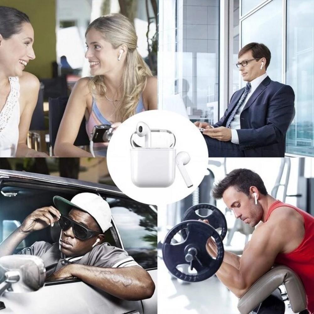 Безжични слушалки тип Airpods - Super цена