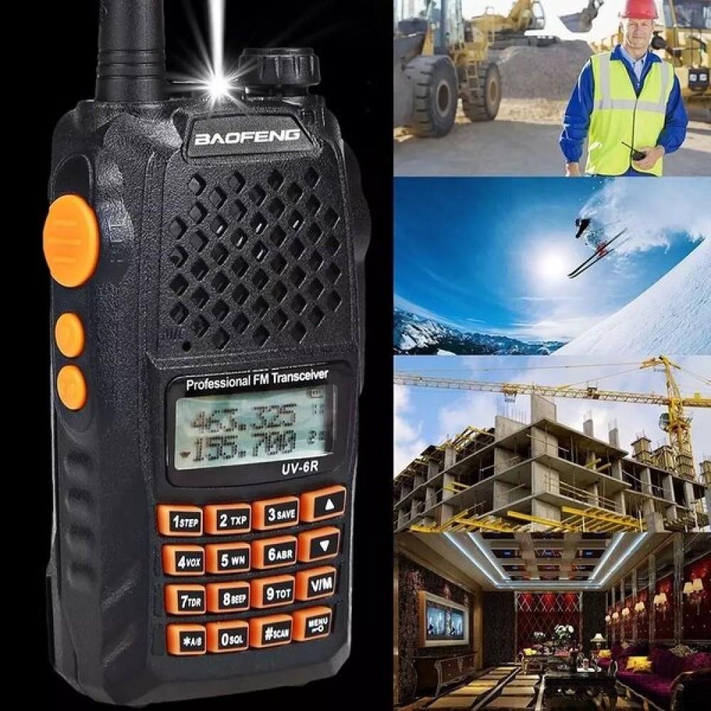 Радиостанция Baofeng UV-6R - Super цена