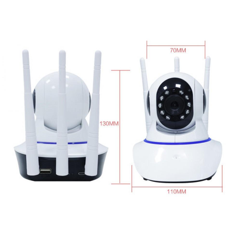 Безжична IP камера за видеонаблюдение - Super цена