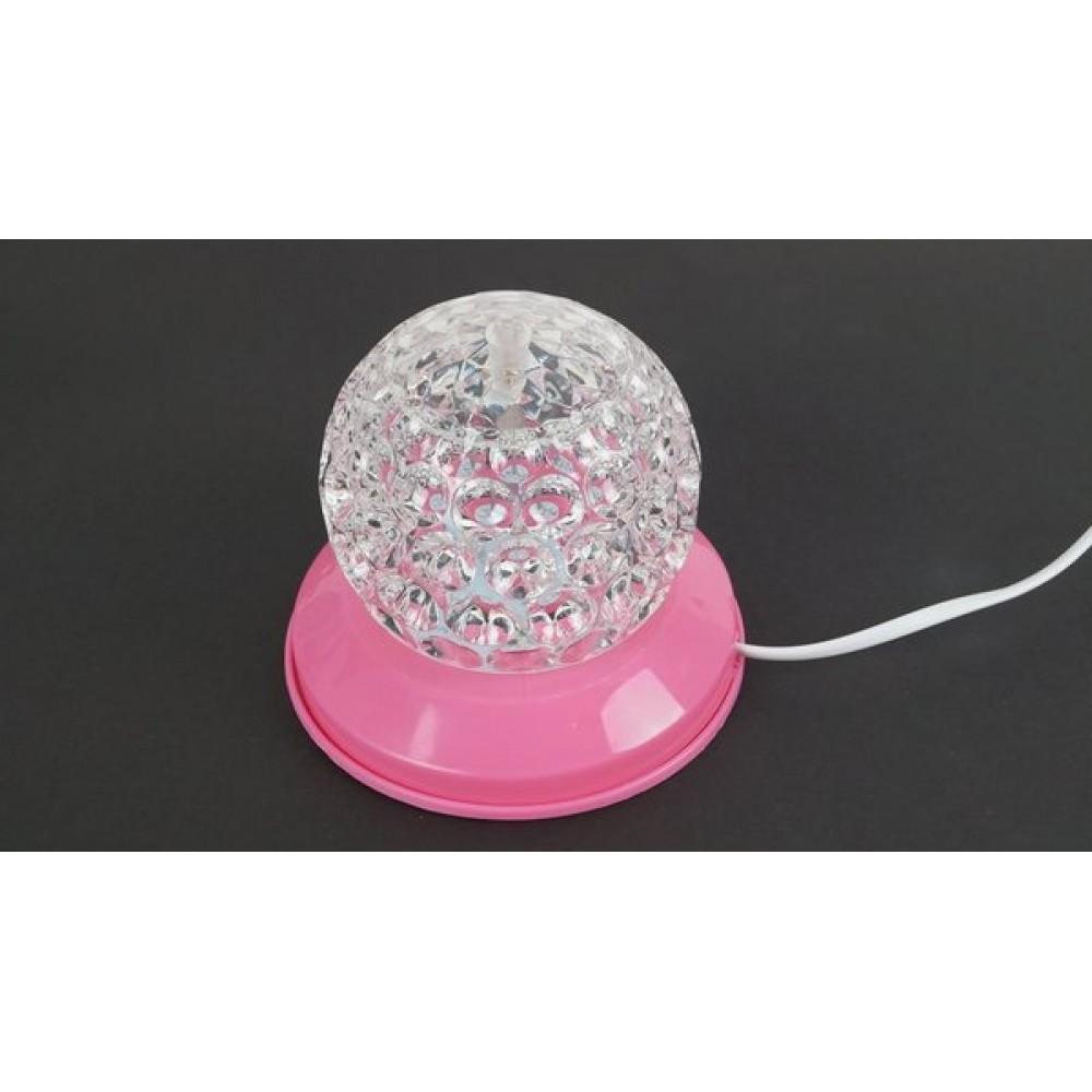 Въртяща светеща топка - Super цена