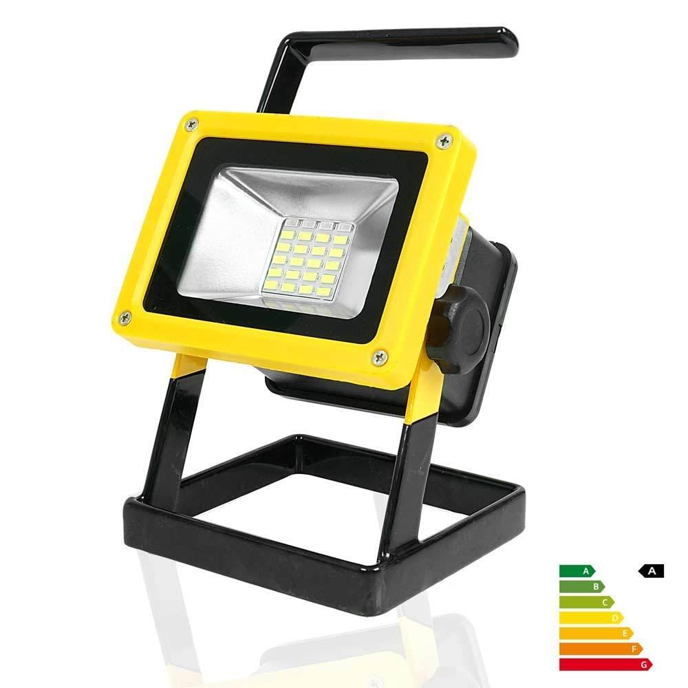 Преносим LED прожектор 100W - Super цена