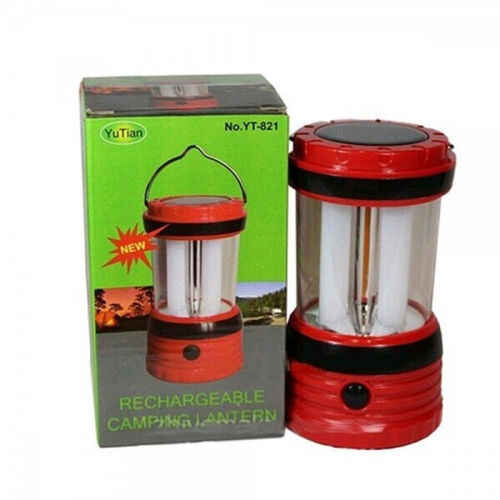 Соларна Къмпинг Лампа - Фенер - Super цена