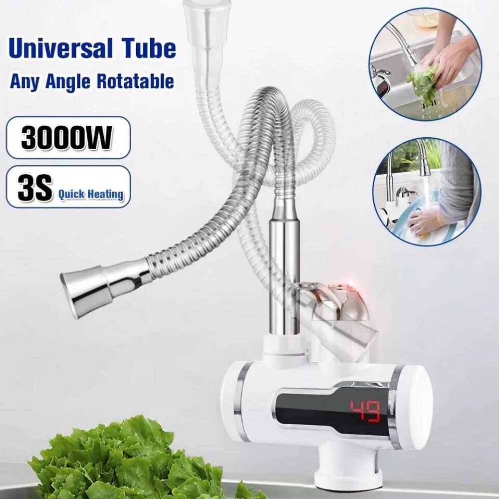 Нагревател за вода чупещ - вертикален монтаж - Super цена