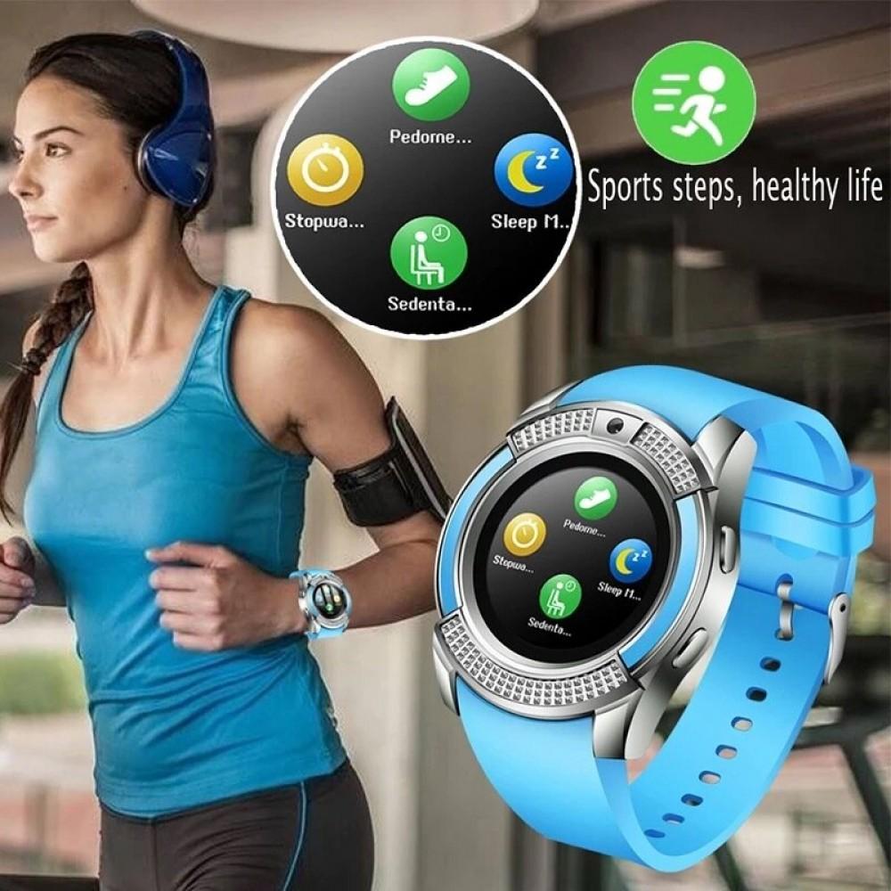Smart Часовник v8 - Super цена