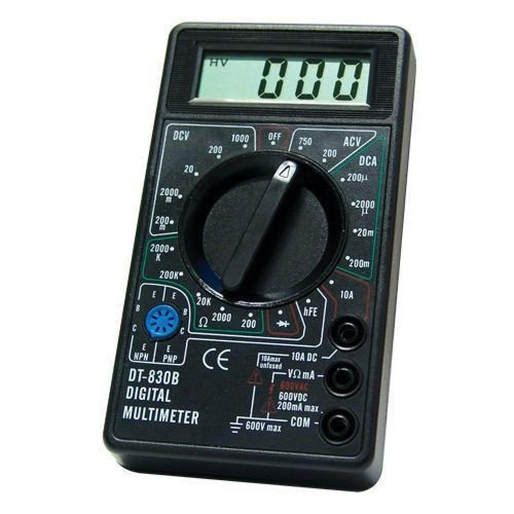 Цифров мултимер 830B - Super цена