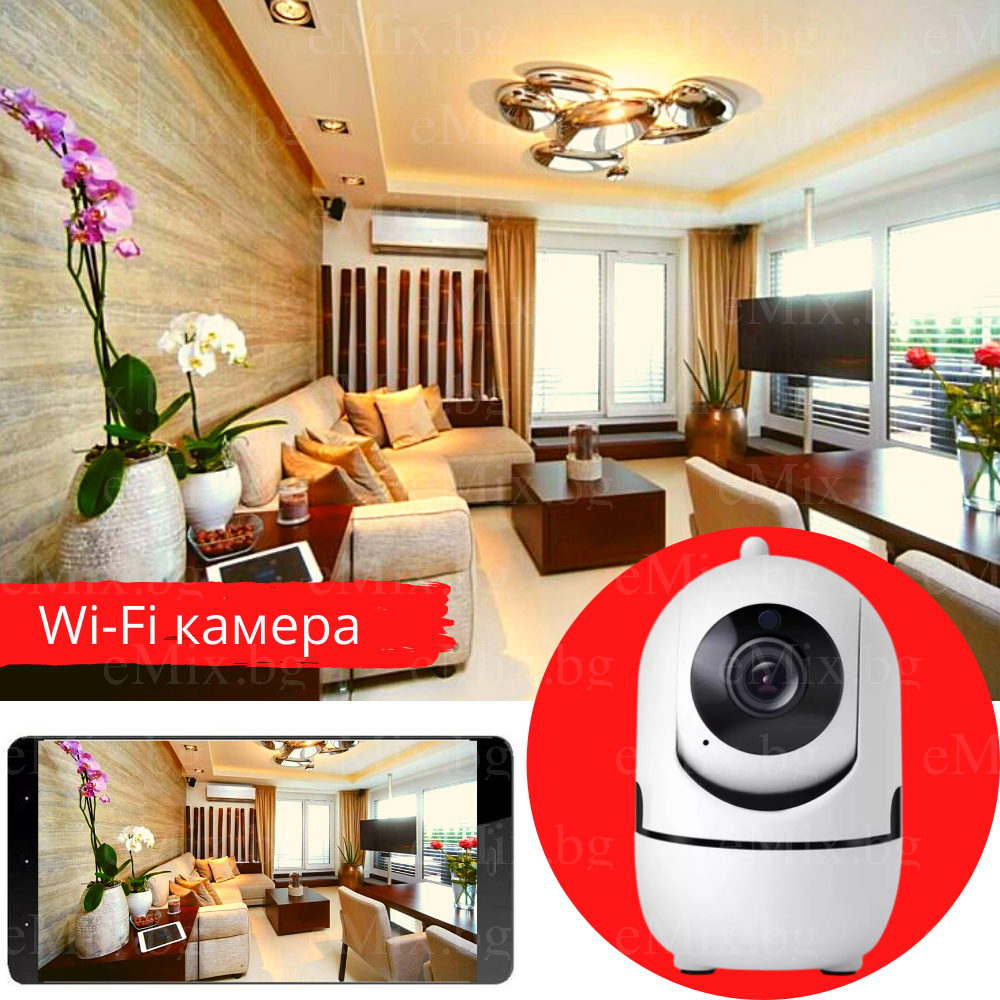 Камера със сензор за движение, Нощно виждане - Super цена