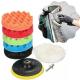 Комплект за полиране и четки за винтоверт - Super цена
