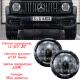 2бр. Фарове Jeep Headlight 7 80W - осем крушки - Super цена