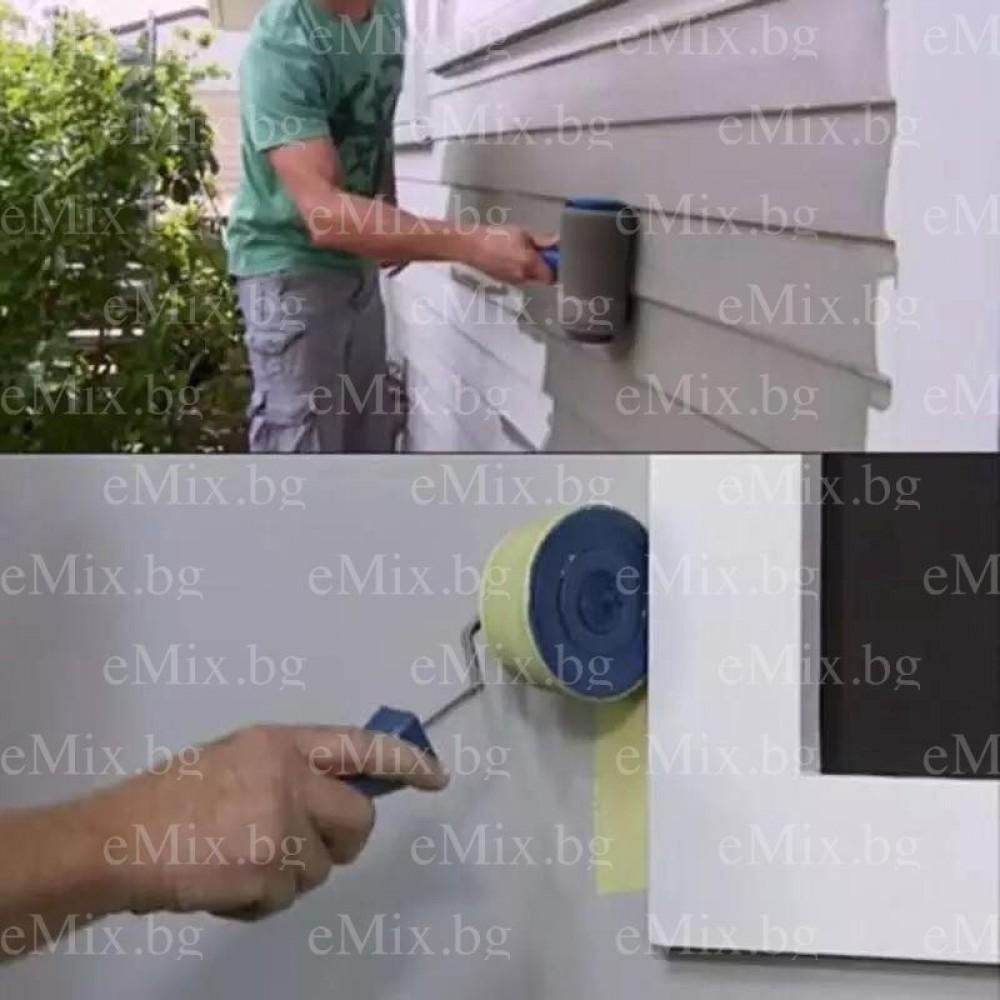 Комплект валяци за боядисване с резервоар - Super цена