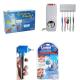Комплект Уред за избелване на зъби и Диспенсър за паста за зъби - Super цена
