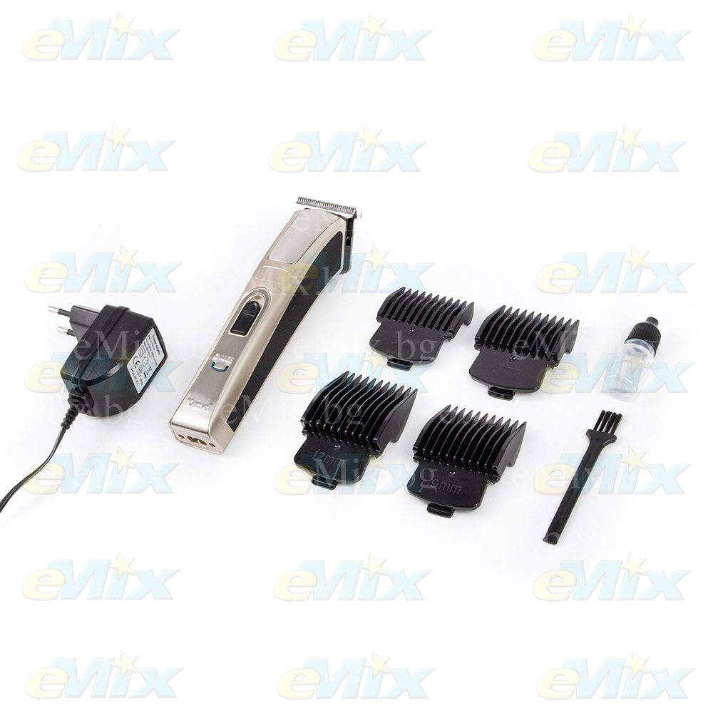 Машинка за подстригване Kemei KM-5017 - Super цена