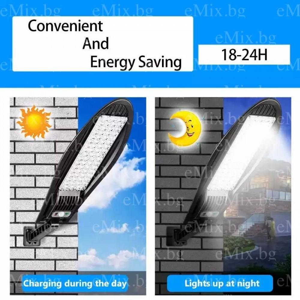 4бр. Соларна лампа DRAGON BRICK 500W - Super цена