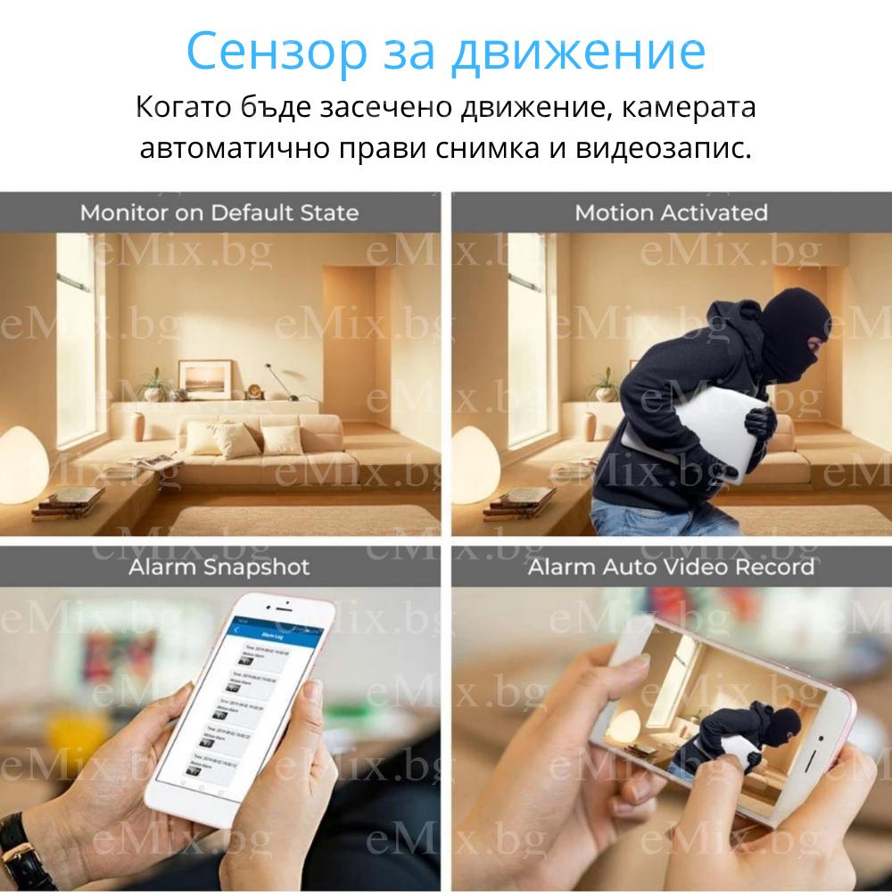 Скрита камера-модул за вграждане - Super цена