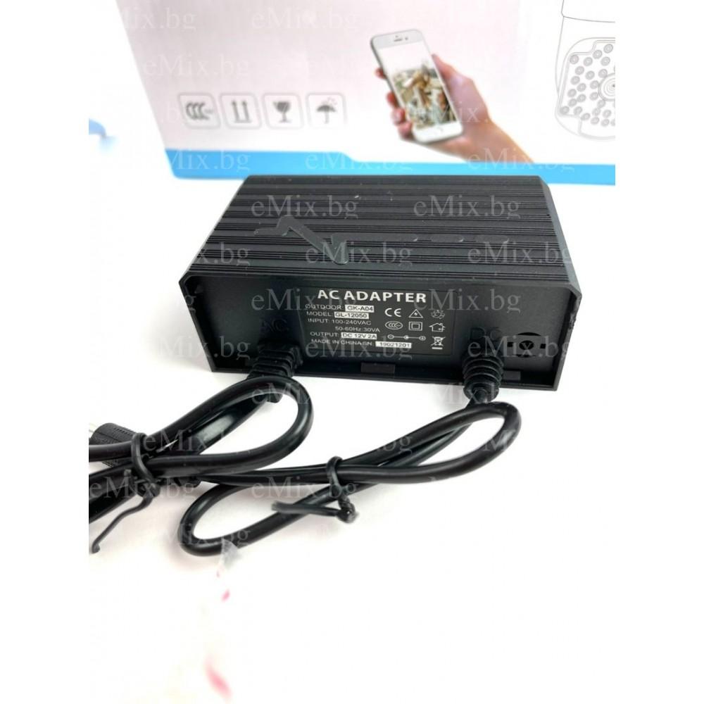 3бр. Куполна камера 2MPX - 48LED - Super цена